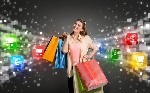 kvinnor kan e-handel!
